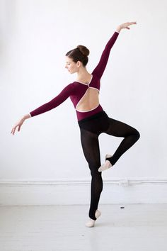 Easy Ballet workout with no barre required.