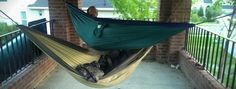 If you haven't tried out hammock camping, you're missing out!  That's because hammocks are easy to carry, easy to set up, and super comfortable to sleep in. Pre-order your Hobo Hammock today for a special discount! Your order will also provide a meal for a homeless person! Be good to yourself and to others! -  http://hobohammocks.com/the-hammock/  #outdoors, #campinggear, #fishinggear, #ClimbingGear