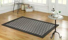 stile nordico tappeto grey