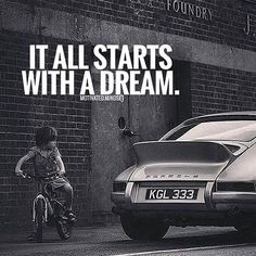 Dream big achieve big What's your ultimate dream? by mindsetofexcellence