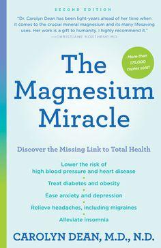 Magnesium For Anxiety, Calm Magnesium, Good Books, Books To Read, Big Books, Magnesium Benefits, Liquid Magnesium, Magnesium Supplements, How To Relieve Headaches
