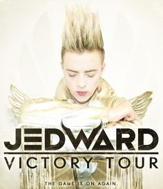 Victory tour Poster #Jedward