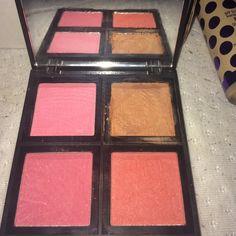 ELF blush Pallete 4 shades Makeup Blush
