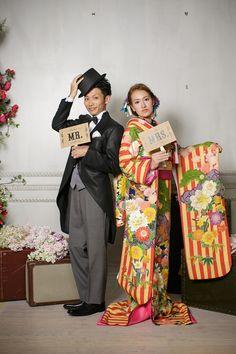 オーダーメイドフォトウエディング(Photo Wedding) 本振袖(kimono):02-4023