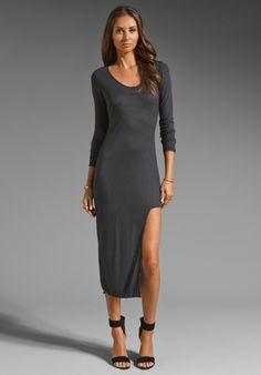 ba61ae2a5bf2 SHAKUHACHI Luxe Utility Long Sleeve Dress Revolve Clothing