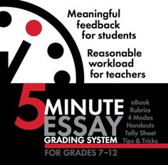 Exhausted by Essays? 5-Minute Essay Grading System - Recla