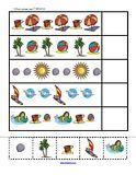 Beach Theme Activities for Preschool PreK and Kindergarten