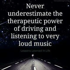 Music- love it loud when I'm sad, mad, or happy- like it soft when I'm irritated or have a headache-what am I? Yup- normal!