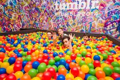 At Tumblr's recent celebration, the event's hashtag was placed directly above a tough-to-resist photo opportunity.   Photo: Scott Roth