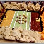 Super Bowl Party Food Idea: How to Build a Snackadium!