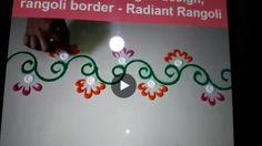 Rangoli Borders, Home Decor, Decoration Home, Room Decor, Home Interior Design, Home Decoration, Interior Design