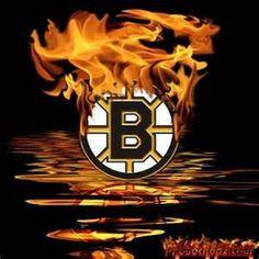Bruins On Fire Boston Bruins Hockey c73efd6a3