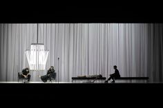 Numen + Ivana Jonke – Set design for War and Peace, Croatian National Theatre, Zagreb 2011, directed by Tomaž Pandur