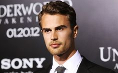 Why We Love Divergent's Theo Jame - Larkable.com  Theo James makes some progressive and important statements about Gender Equality and LGBT representation in mainstream Hollywood.