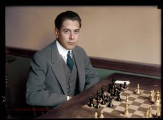 https://flic.kr/p/E1fESv | José Raúl Capablanca | Cuban chess player who was world chess champion from 1921 to 1927