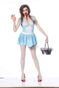 Zombie Dorothy. Halloween. From Sweet Pickins Furtinture ...