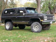 1989 Chevy K5 Blazer