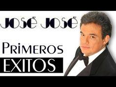 JOSE JOSE PRIMEROS EXITOS Clasicas de Jose Jose - YouTube