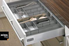 Intelligent Kitchens: Organización y confort en tu cocina | Cocinas Integrales Mödul Studio PEDIDOS --> diseno.monterrey@modulstudio.mx