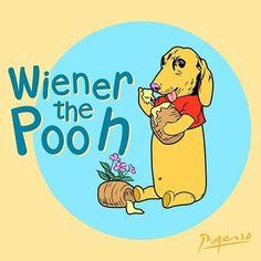 Wiener the Pooh
