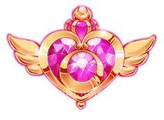 Sailor Moon Transformation Brooch Tattoo images