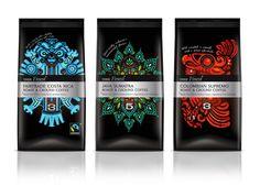 Tesco ground coffee redesign
