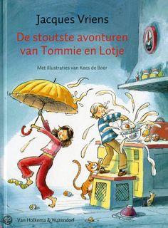 bol.com   De Stoutste Avonturen Van Tommie En Lotje, Jacques Vriens   Boeken