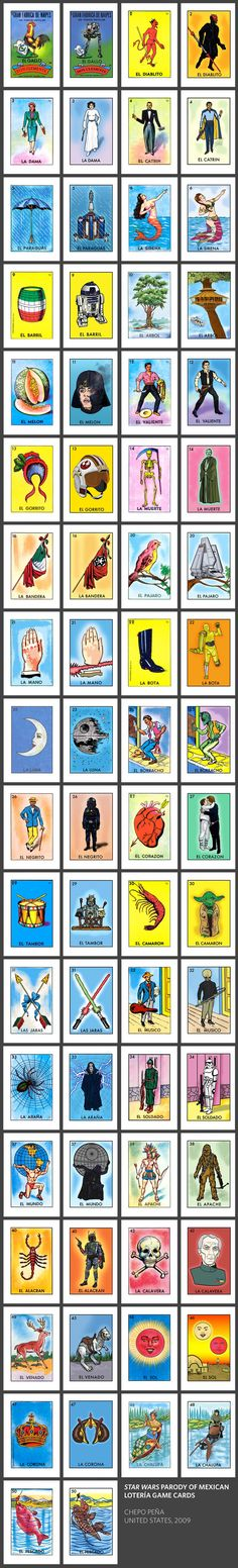 Unforgettable image for printable loteria cards pdf