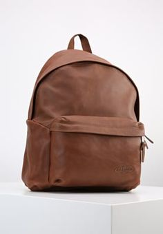 Eastpak PADDED PAK'R LEATHER - Rucksack - brownie leather for £150.00 (30/08/16) with free delivery at Zalando