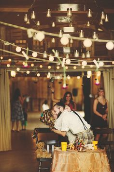 SO MUCH LOVE IN THIS WEDDING!