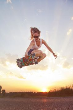 Getting air isn't based on testosterone, only practice and determination.