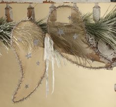 Wings - Christmas 2013 by Dee Harvey. Want these for decoration in memory of loved ones