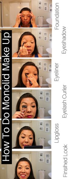 How to do Monolid Makeup. Today I'm showing you how I do my monolid make up. It's taken me a while to figure it out, but I'm telling you all of my secrets.