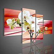 Картины и панно ручной работы. Ярмарка Мастеров - ручная работа Орхидея. Handmade.