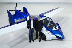 The world's first commercially-available #flying #car has been revealed at the Top Marques supercar show in Monaco and is now available for pre-order. Simply called Flying Car, it is created by the Slovakian company Aeromobil. The vehicle is priced between €1.2m and €1.5m (£1m to £1.3m) depending on specification, and customers can expect their delivery in 2020.Source: http://www.thefuturist.co/worlds-first-commercially-available-flying-car-now-available-to-order/ #reitzfans #reitz #reitzusa