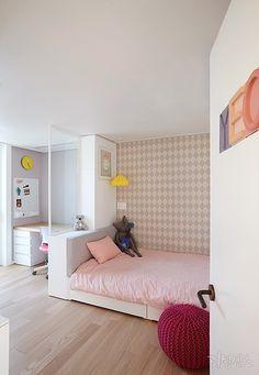 말끔한 인테리어의 필수, 마이너스 몰딩 : 네이버 매거진캐스트 Bunk Beds, Kids Room, Toddler Bed, Interior, Inspiration, Furniture, Bedrooms, Home Decor, Inspired