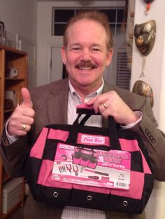 I Won The Original Pink Box 30-piece Pink Tool Set For Just $8.41 On DealDash And Shipping Was FREE. Thanx For Another Great Deal, Now The Wife Can Do The Repairs..HaHa