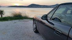 Miata Sunset @ Athens-Vazkiza