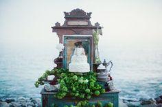 Terranea Wedding Inspiration from Evan Hunt + Shawna Yamamoto Event Design + La Boheme Events  Read more - http://www.stylemepretty.com/2012/05/30/terranea-wedding-inspiration-from-evan-hunt-shawna-yamamoto-event-design/