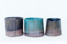 slab pots-simple and beautiful