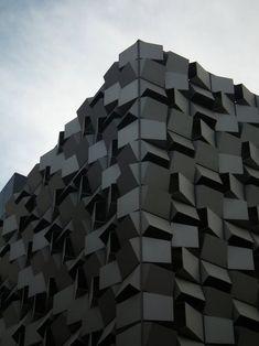 patrón negro Estructura