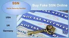 Welcome to Express Online Documentation, Where you will get the complete process of getting a new social security number and you can Buy Fake SSN Online and other documents at an affordable price.