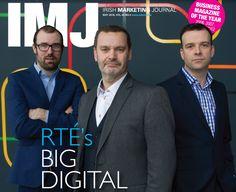 IMJ May Issue 2016 Advertising Industry, The Marketing, May, Irish, Journal, Magazine, Digital, Irish Language, Journal Entries