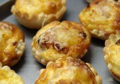 Quiches gourmandes - Recettes - Cuisine française