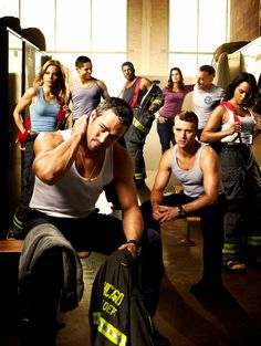 Team Severide...I watch Chicago Fire for the writing.  ;)