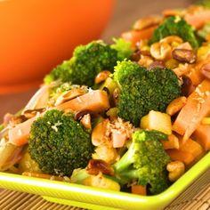 Vegetarian Broccoli Stir Fry