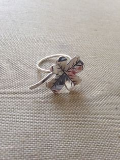 En firkløver af sølv :-) Cufflinks, Silver Rings, Accessories, Jewelry, Jewlery, Jewerly, Schmuck, Jewels, Jewelery