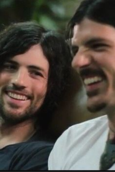 Looove these smiles!!  Great guys ;-)