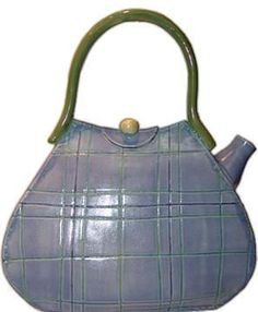 Call it a teapot, a petite purse, an art piece or a purse collection but mind you it is a must-have accessory for all collectors. Description from pinterest.com. I searched for this on bing.com/images