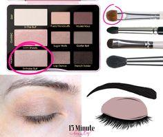 My Basic Eye Makeup: An Easy to Follow Tutorial